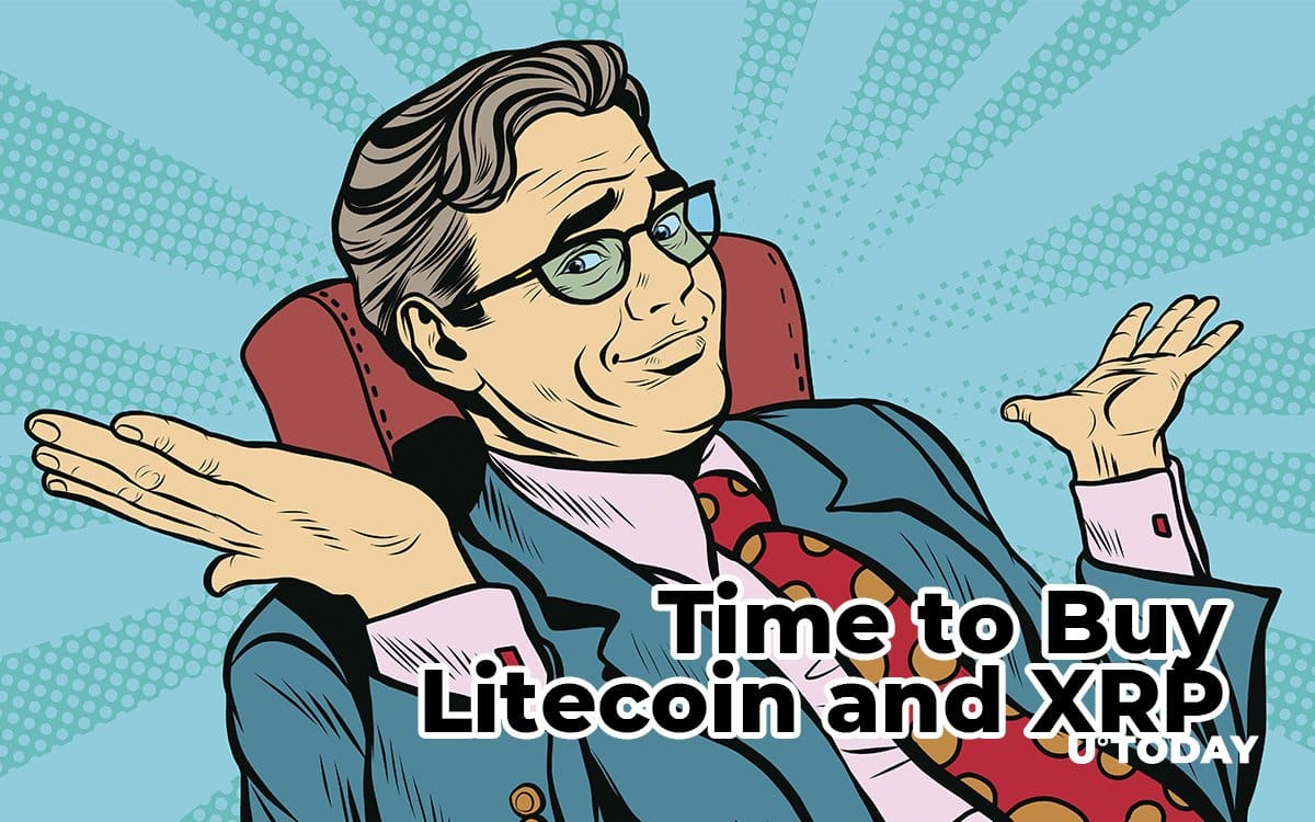 Peter Brandt: It's Time to Buy Litecoin and XRP